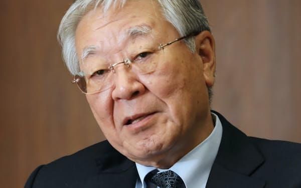 中西氏は経団連で日本の古い労働・雇用慣行見直しの陣頭指揮にも立った
