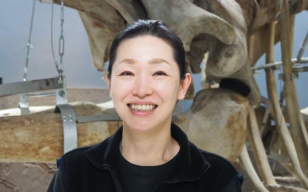 たじま・ゆうこ 1971年生まれ。国立科学博物館動物研究部脊椎動物研究グループ研究主幹。日本獣医生命科学大卒。博士(獣医学)。一般書は本書が初。