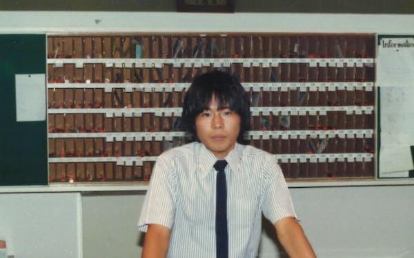 大学時代は国際協力機構(JICA)の宿泊施設でバイトをした