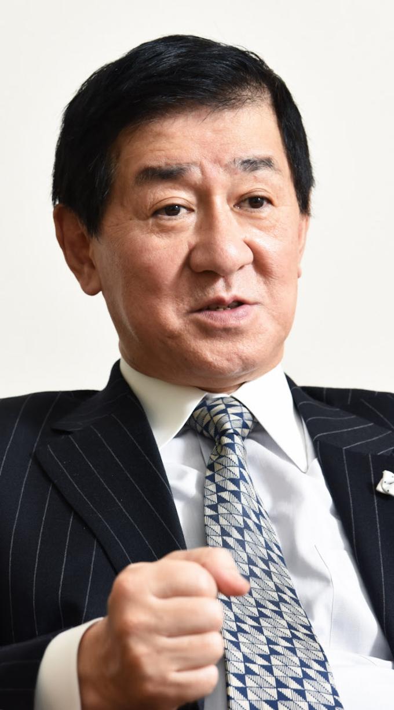 東映グループ会長 岡田裕介さん: 日本経済新聞