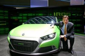 ベルンハルト氏はVWに転身し、VW乗用車のコスト構造を見極めた経験がある