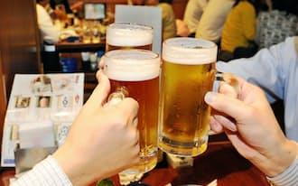 日本では、税を課すための基準がそのまま酒の定義になっている