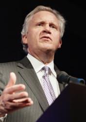 スマートグリッドのアイデアを2億ドルの賞金付きで募る決断をしたGEのジェフ・イメルト会長
