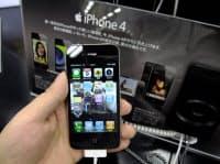 現在はiPhone4はソフトバンク回線でしか使えない