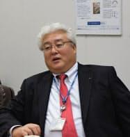 三菱電機の橋本法知・常務執行役人事部長