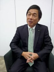 伊藤忠商事の大林稔男執行役員人事部長