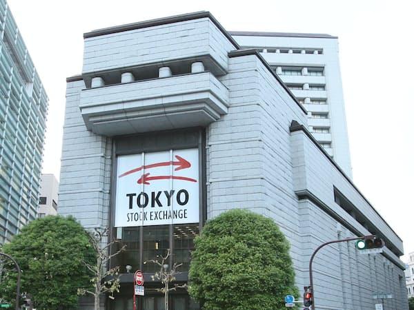 金融庁は証券取引所が再編の中核となる青写真を描く(東京証券取引所の外観)