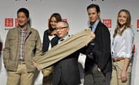 ファーストリテイリングの柳井正社長はネットの時代を強く意識する
