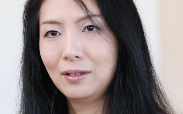 ソフィアバンク副代表の藤沢久美氏