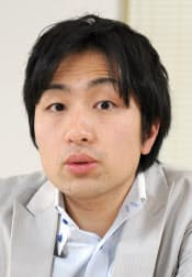 NPO法人「フローレンス」代表の駒崎弘樹氏