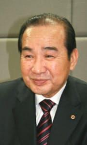 函館商工会議所会頭・松本栄一氏