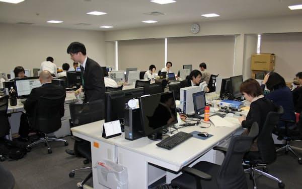 HBAなどの共同企業体は札幌市基幹システム開発を直接受注した(札幌市内)