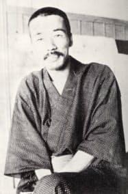 報知新聞社を退社し、福光町に帰郷した頃の松村謙三