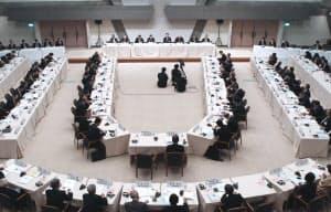 エネルギー問題で議論が白熱した関西財界セミナー第4分科会(2月10日、国立京都国際会館)