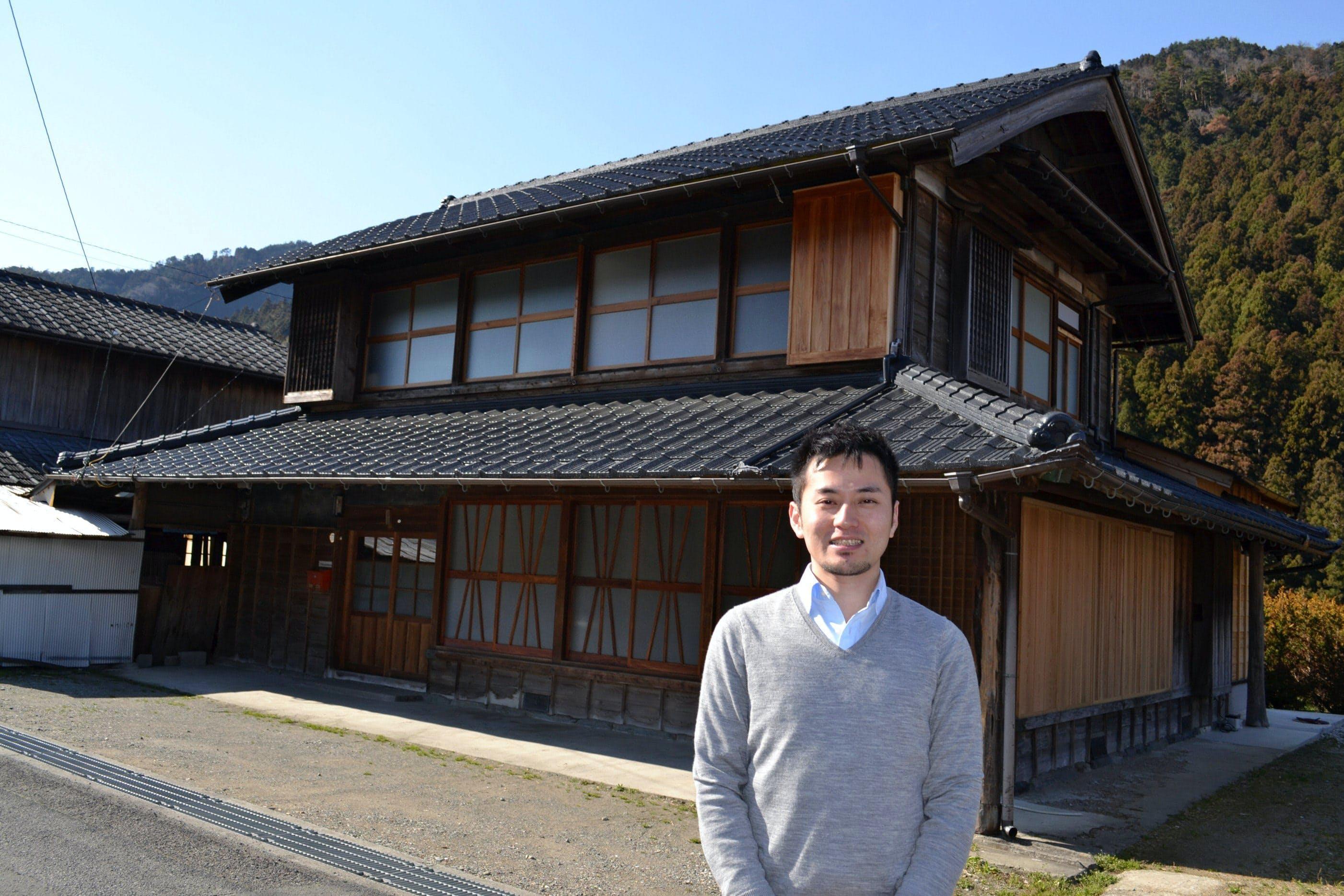 徳島で古民家をオフィスに再出発