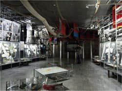 チェルノブイリ博物館には原発事故にかかわる様々な資料が保存される=桜の聖母短期大学・二瓶由美子准教授提供