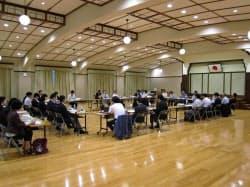 6月7日に開催された、文化審議会著作権分科会の法制問題小委員会(東京・港)