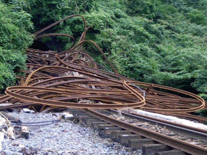九州北部豪雨、JR豊肥本線の被害130カ所: 日本経済新聞