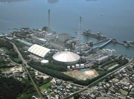 竹原火力発電所は新1号機を計画している