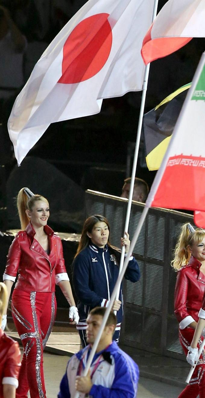 熱戦17日…ロンドン五輪閉幕 日本のメダル最多: 日本経済新聞