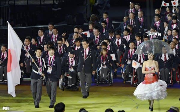 2012年ロンドン・パラリンピックは史上最高の大会と称される=共同