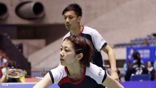 イケシオ敗れ、潮田引退 ヨネックス・オープン