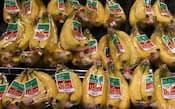 店頭ではバナナの顔ぶれが変わり始めた