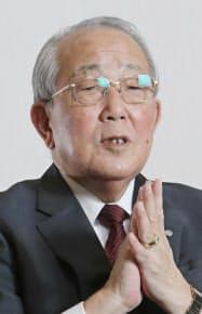 日本航空名誉会長 稲盛和夫氏