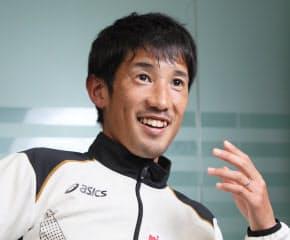 福岡国際マラソンに出場する藤原新。復帰戦に向けての胸の内は…