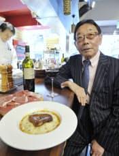 高級食材を3千円台の客単価で出す、俺のフレンチ・俺のイタリアンの坂本孝社長
