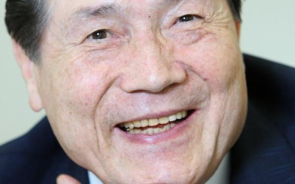 元横綱大鵬の納谷幸喜さん