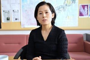 杉本慶子・理研植物科学研究センター細胞機能研究チームリーダー