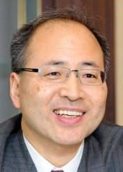 みずほ総合研究所チーフエコノミスト、高田創氏(たかた・はじめ) 常務執行役員。1月に安倍首相主催の有識者会合に出席。54歳。