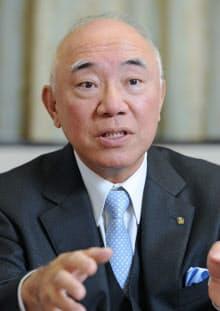 村岡寛エースコック社長