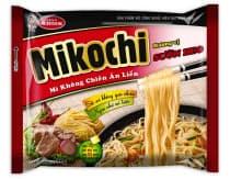 エースコックベトナムが発売したノンフライ袋麺「ミコチ」