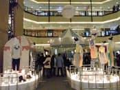 日本のブランドを上海でアピール(ファッション・ウイーク・トーキョー・イン・チャイナ)
