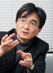 東大先端科学技術研究センターの森川博之教授