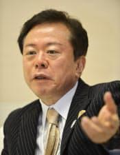 東京都知事の猪瀬直樹氏