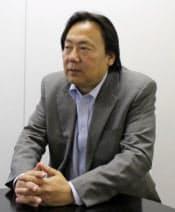 OCP日本支部座長の藤田龍太郎氏