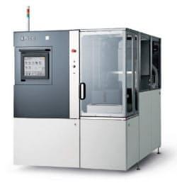 ディスコのレーザー切断装置「DFL7000」シリーズ。半導体の低誘電率膜(ローk)の切断などに向く
