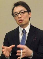 ジャスパー・チャン社長はモール事業を強化する方針を表明