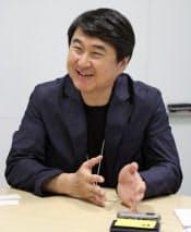 李碩祐・共同代表理事