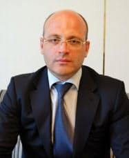 ウクライナ環境・天然資源相のオレグ・プロスクリャコフ氏