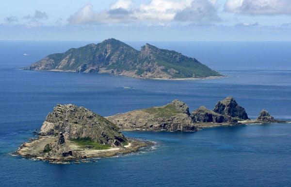 沖縄県・尖閣諸島を中国は「固有の領土だ」と強調した=共同