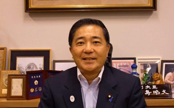 「危機的状況下に意思疎通するチャンネルが日中間にない」とする長島昭久・元首相補佐官