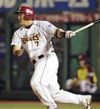 中日ドラゴンズに移籍し今年7月に引退を表明した山崎武司内野手=共同