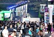 今月19日から開催された「東京ゲームショウ2013」でもスマホ向けゲームが注目された