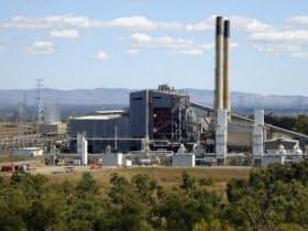 IHIは複数の手法でCO2回収技術の実用化をめざす(豪州の石炭火力発電施設)
