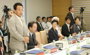 国民会議は設置期限内の8月5日に最終報告書を正式決定した