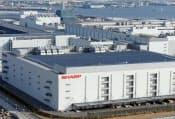 シャープは堺工場を中心に液晶テレビで大攻勢をかける狙いだった